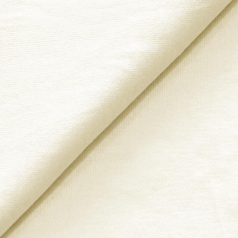 Blanc cassé 100/% viscose Doublure 2 mètres